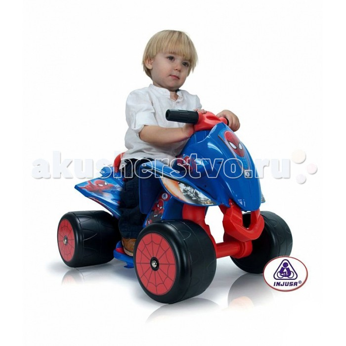 ������������� Injusa Quad Spider Sense Spiderman