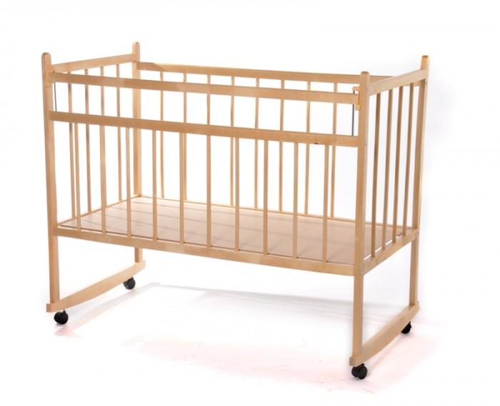 Детская кроватка Russia Мишутка 13 - Светлый