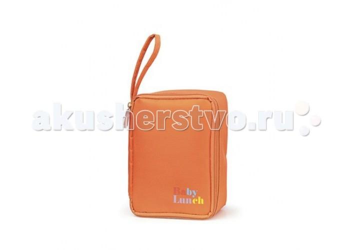 Iris Barcelona ТермоЛанчбокс Baby LunchТермоЛанчбокс Baby LunchИзотермическая сумка-ланчбокс – идеальное решение, чтобы взять с собой обед для вашего ребенка. Ее можно взять с собой куда угодно: на учебу,  на прогулку или в путешествие. В течение нескольких часов ланчбокс сохранит еду свежей и вкусной.  Есть ручка для переноски в одной руке.  Включает:  контейнер емкостью 450 мл, удобная система защелкивания. Можно использовать в микроволновой печи и посудомоечной машине внутренний карман из сетки для столовых приборов и салфеток  Контейнер в комплекте подходит для использования в морозильнике, микроволновой печи. Можно мыть в посудомоечной машине.  Также в ланчбоксе предусмотрено место для йогурта, крекеров или фруктов.  Не содержит бисфенол А (BPA)  Размеры: 18 х 9.5 х 12.5 см. Материал: полиэстер<br>