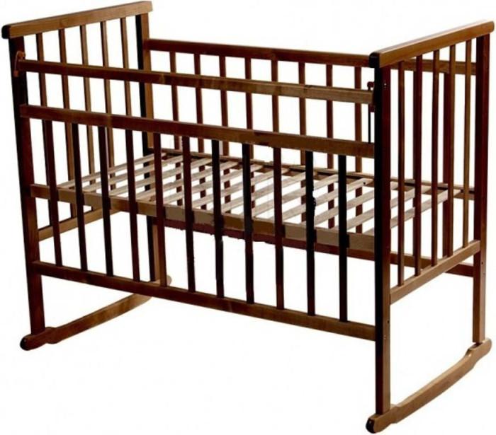 Детская кроватка Ивашка Мой малыш 2 (качалка)