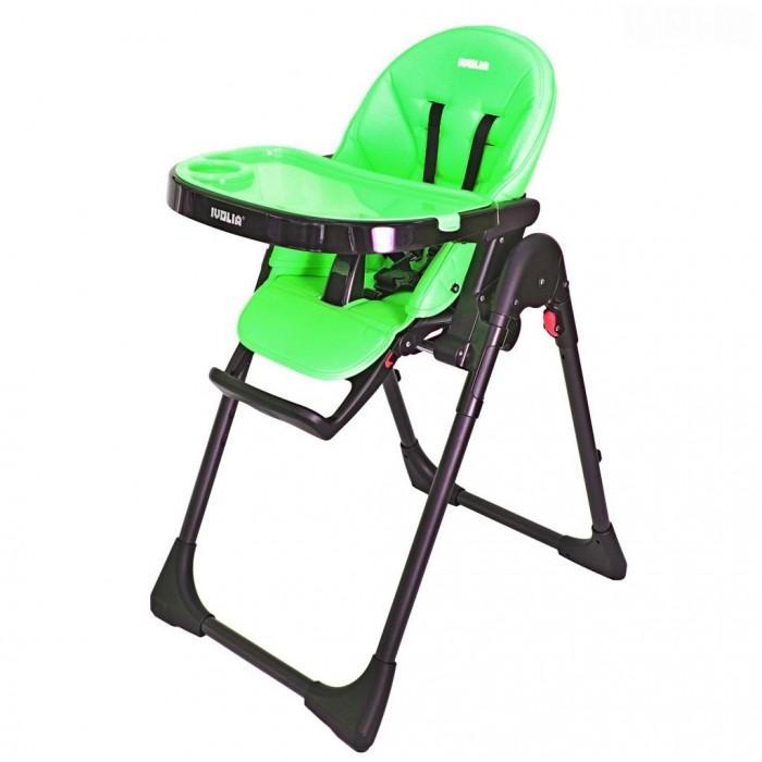 """Стульчик для кормления Ivolia Hope 01Hope 01Впервые стульчик смело можно рекомендовать для детей от 6 месяцев, потому что у стульчика есть горизонтальное положение сиденья. Сиденье очень удобное. Эргономика – 10 баллов.   В производстве стульчика использованы самые современные высококачественные материалы: матовый пластик с тефлоновым покрытием против царапин (царапины будут не видны и стульчик долго не потеряет свой первоначальный облик); экокожа, из которой сделан чехол на сиденье. За ней очень легко и практично ухаживать. Экокожа – материал из микропористого """"дышащего"""" полиуретана, нанесенного на тканевую основу из натуральных или полиэфирных материалов. Уникальный материал, обладающий всеми лучшими качествами натуральной кожи и не имеющий ее недостатков. Имеет прекрасные гигиенические свойства, не требует специального ухода, прочен, легок и износостоек. Визуально не отличим от натуральной кожи. Долговечные эксплуатационные свойства.  Стульчик для кормления Ivolia Hope - трансформер, который может трансформироваться по мере того, как растет Ваш ребенок: 6 месяцев – это удобный шезлонг с 6 месяцев – стульчик для кормления, игры и отдыха. с 12 месяцев – стульчик без подноса, который можно ставить за стол, чтобы обедать со всей семьей.  Максимальная нагрузка - 20 кг  Плюсы стульчика Ivolia Hope: очень изящные утонченные формы дизайна самые дорогие высокотехнологичные материалы. Один только чехол на сиденье из экокожи покорит своей красотой и практичностью. задние колеса для легкого передвижения стульчика. удобное сиденье, регулируемое до горизонтального положения. большой столик со съемным подносом на подносе - специальное место для стакана или бутылочки. на сиденье между ног малыша есть пластиковый выступ, который обеспечивает дополнительную безопасность. 5-ти точечные ремни безопасности, которые можно установить в 2-х положениях высоты. быстрое компактное складывание. Стульчик не занимает много места.  Сиденье: Регулируемое сиденье поможет найти самое удобное поло"""