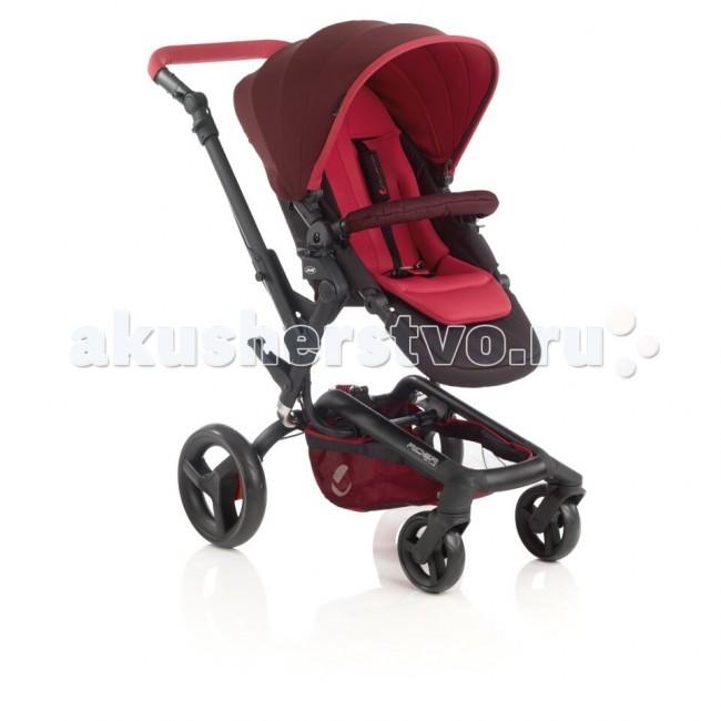 Прогулочная коляска Jane RiderRiderПрогулочная коляска модульного типа для детей от 6 месяцев (возможна установка автокресла или люльки для новорожденного).  Данная коляска является вершиной гаммы изделй в каталоге компании Jane. Ее шасси овального сечения из аллодированного алюминия, имеет новаторскую систему складывания, при которой размер коляски уменьшается на 30% по сравнению с размерами разложенной коляски.  Это одна из самых маленьких колясок в данной категории. Легкость, которую дает алюминий в сочетании со сбалансированным дизайном и ее задними колесами большого диаметра, делают коляску быстрой, удобной и легкоуправляемой.  Характеристики: Прогулочное сиденье можно устанавливать в 2х направлениях, таким образом чтобы малыш мог видеть маму или познавать мир вокруг Размеры сиденья прогулочного блока 36x24 см Спинка регулируется в 3х положениях (110, 125, 145 градусов) Фиксатор тормоза находится на ручке, что позволяет использовать тормоз, не повреждая обувь Шасси сделано буквой «С», такая конструкция позволяет шагать легко и свободно, не повреждая обувь Регулируемая амортизация Новая система складывания позволяет уменьшить размер коляски на 30% Легко раскладывается, даже одной рукой  Вес коляски: 11 кг Размеры в сложенном состоянии (длина х ширина х высота): 85-110x60x93 см . Размеры в разложенном состоянии (длина х ширина х высота): 102х61х98 см.  В комплекте: сумка, дождевик, бампер, хозяйственная сетка.<br>