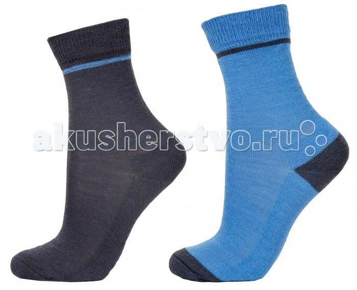 Janus Носки 2 парыНоски 2 парыВ теплых и мягких носочках Janus из шерсти мериноса вашему малышу не страшны ни осенняя сырость, ни зимние морозы.   Целебная мериносовая шерсть, обладающая уникальными термоизолирующими, гипоаллергенными и адсорбирующими свойствами, прекрасно впитает влагу и согреет ножки вашего малыша, оставляя их теплыми и сухими в любую погоду. Тонкий и плотный шерстяной трикотаж надежно защитит кожу от раздражений, опрелостей, а также окажет положительное влияние на развитие опорно-двигательного аппарата ребенка.   В мягких эластичных носочках Janus очень удобно ходить и ползать, они отлично «садятся» в любую обувь и надежно защищают от неприятных запахов.  Материал:  68% шерсть / 30% полиамид/ 2% эластан Уход: бережная стирка до 40 С  Продукция компании Janus сертифицирована и полностью безопасна. Вещества, применяющиеся для окрашивания шерсти, не содержат вредных веществ, поэтому шерстяную одежду могут носить даже дети, склонные к аллергии. За изделием легко ухаживать, можно стирать в теплой воде с минимальным применением моющего средства для шерстяных изделий.<br>