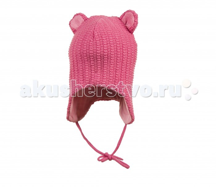 Janus Шапка с ушкамиШапка с ушкамиТеплая шапка, надежно защищающая головку и ушки малыша на прогулках, – обязательный элемент детской одежды в холодное время года.   Плотная шерстяная шапочка из 100%-ной шерсти мериноса на подкладке из хлопкового трикотажа отвечает самым строгим требованиям заботливых родителей.   Она гигроскопична, гипоаллергенна, обладает антибактериальным эффектом и прекрасно сохраняет тепло.  Материал: 100% шерсть, подкладка - 100% хлопок Уход: бережная стирка до 40 С  Продукция компании Janus сертифицирована и полностью безопасна. Вещества, применяющиеся для окрашивания шерсти, не содержат вредных веществ, поэтому шерстяную одежду могут носить даже дети, склонные к аллергии. За изделием легко ухаживать, можно стирать в теплой воде с минимальным применением моющего средства для шерстяных изделий.<br>