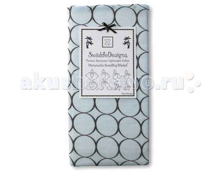 Пеленка SwaddleDesigns Marquisette Swaddling Blanket