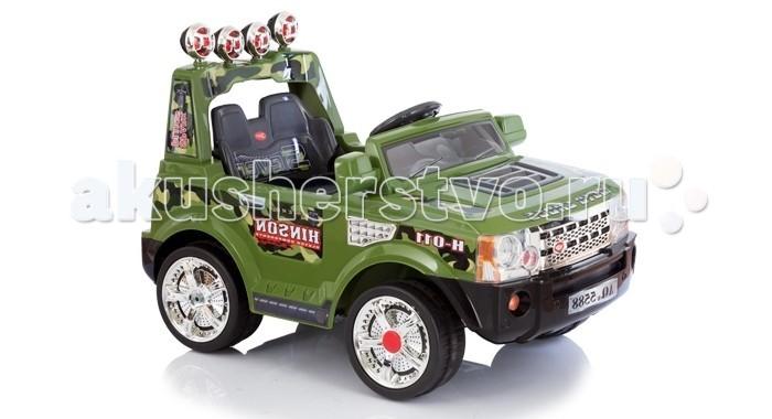 Электромобиль Jetem Range