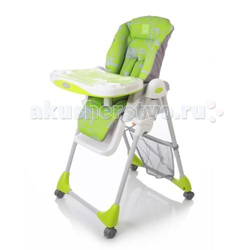 Стульчик для кормления Jetem EnjoueEnjoueJetem Enjoue – стульчик для кормления элегантного дизайна с возможностью наклона спинки до лежачего положения.  Стульчик комплектуется сеткой для игрушек на раме и подносом-столешницей из прозрачного пластика. Стул легко и компактно складывается и может стоять в сложенном виде.  Особенности: 5 уровней высоты кресла; 5 положения наклона спинки вплоть до лежачего положения ; 5-ти точечные ремни безопасности и ограничитель; 3 положения глубины столешницы; съемная дополнительная прозрачная столешница; регулируемая подножка; сетка для игрушек; стульчик легко складывается и устойчив в сложенном виде.  Вес стульчика: 11,6 кг Размер стульчика в собранном состоянии: 92х58х115 см; Размер стульчика в сложенном состоянии: 58х25х92 см; Ширина сиденья: 37 см; Размер упаковки: 59х25,5х86 см; Вес упаковки: 13,2 кг; Рекомендовано для детей от 6 месяцев до 6 лет.  В цветах Mandarin, Lime, Apricot используется дополнительная хлопковая подкладка в чехле сиденья, чтобы сделать его мягче.<br>