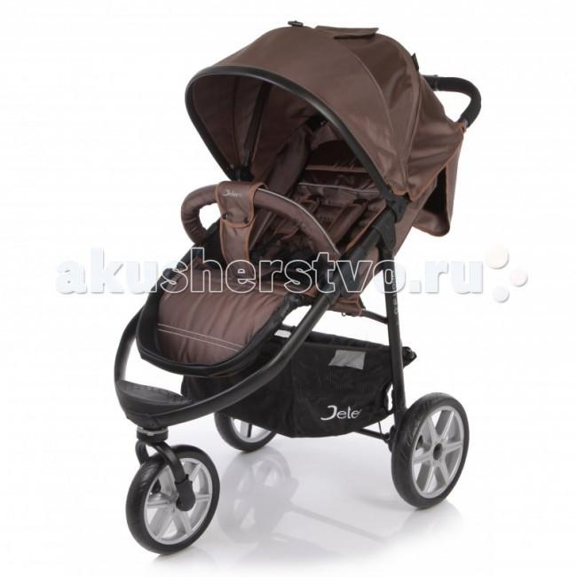 Прогулочная коляска Jetem Orion 3.0Orion 3.0Jetem Orion 3.0 – новая легкая трехколесная прогулочная коляска от Jetem. Просторное посадочное место, большой капюшон со смотровыми окошками и, конечно, легкий вес (всего 10.2 кг) – эта модель будет удобна как для малыша, так и для родителей.   Переднее колесо плавающие, с автоматической фиксацией. На заднем колесе – стояночный тормоз. Коляска защищена от случайного складывания, а при необходимости складывается в «книжку» одной рукой.  Особенности: легкая алюминиевая рама регулируемая подножка плавающее переднее колесо с авто фиксацией 5-ти точеные ремни безопасности съемный бампер с мягкой обивкой коляска складывается в «книжку» одной рукой коляска не может стоять в сложенном состоянии спинка регулируется при помощи ремня ножная тормозная система   Комплектация: чехол на ноги дождевик   Характеристики: диаметр колес: передние – 25.4 см, задние — 29.2 см тип колес: одинарные механизм складывания: книжка вес: 10.2 кг ширина сиденья: 35.5 см размер корзины: 50х35х23 см размер в разложенном виде: 82х61.2х99 см размер в сложенном виде: 94х61.2х36 см<br>