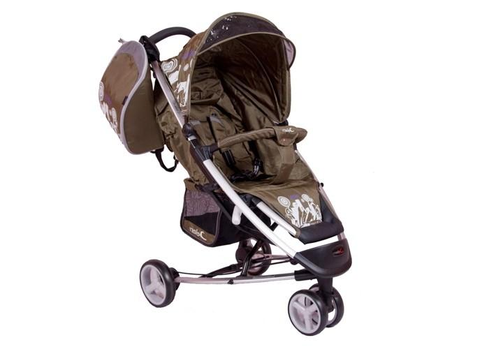 Прогулочная коляска Jetem SydneySydneySyndey - коляска сто стильным дизайном, легкая и удобная.  Для перевозки детей от рождения до трех лет или весом от 3 до 18 килограмм. Jetem Sydney является продолжением уже известной модели Рим от Baby Care. Доработки коснулись нескольких элементов: подножка, ручка, механизм складывания.  Прочная рама из алюминиевого профиля имеет оригинальную схему складывания, что обеспечивает малые габариты в сложенном виде и простоту раскладывания.  Рама имеет отличную амортизацию.  Широкое сиденье со встроенными пятиточечными ремнями безопасности.  Мягкие накладки на плечи.  Спинка регулируется по углу и имеет положение для сна.  Регулируемая по углу подножка.  Ручка коляски покрыта приятным на ощупь пористым материалом.  Мягкий съемный бампер.  Передний колесный блок вращается на 360 градусов или может быть зафиксирован для движения по прямой.  Задние колеса оборудованы стояночным тормозом на тросиках.  Все колеса легко снимаются для транспортировки или компактного хранения.  Тканевый разделитель не даст ребенку съезжать с коляски.  Регулируемый козырек от солнца или непогоды.  Корзина для вещей.  Вес коляски: 8,7 кг.  Размеры в разложенном виде Ш*Д*В 61х86х108 см  Размеры в сложенном виде Ш*Д*В 61х86х39 см  Диаметр переднего колеса - 15 см  Диаметр задних колес - 17 см  Ширина колесной базы - 59 см  Размеры сиденья - 31 x 24 см (ширина/глубина)  Длина спального места - 77 см  В комплекте: сумка-рюкзак, дождевик, накидка на ножки, пеленальный матрасик.<br>