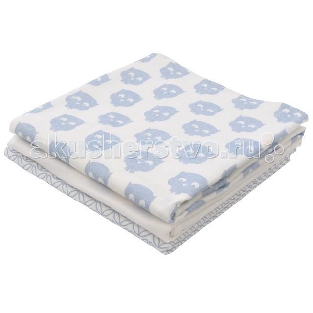 Пеленка Jollein Комплект с рисунком 6 шт. (муслин) 70х70 смКомплект с рисунком 6 шт. (муслин) 70х70 смКомплект многоцелевых пеленок с рисунком (муслин) Jollein Hydrophilic Nappy Cloth 70х70 см.  Муслин является лучшей воздухонепроницаемой и мягкой тканью, не нарушает естественный теплообмен ребенка и не позволяет увеличивать температуру тела ребенка. Муслиновые пеленки очень нежные и мягкие, при этом очень прочные, что позволяет использовать их каждый день.  Размер 70х70 см рекомендуют использовать в виде натуральной пеленки-подгузника.   Так же эти пеленки можно использовать во время кормления малыша, пеленка защитит одежду родителей от срыгивания, а также прикроет маму от посторонних глаз. Во время прогулки послужит легким одеялом или накидкой на коляску, которая защитит от насекомых и солнечных лучей. Пеленка защитит коляску или автокресло от возможных загрязнений.  Требует предварительной стирки, становится мягче и мягче с каждой стиркой.  Состав: 100 % хлопок. В комплекте: 6 штук.<br>