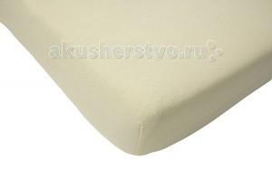 Jollein Махровая простынь на резинке Terry Cloth 70х140 см