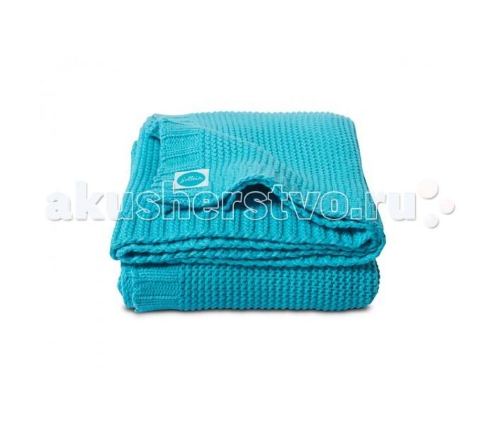 Плед Jollein Вязаный Chunky Knit 100х150 см
