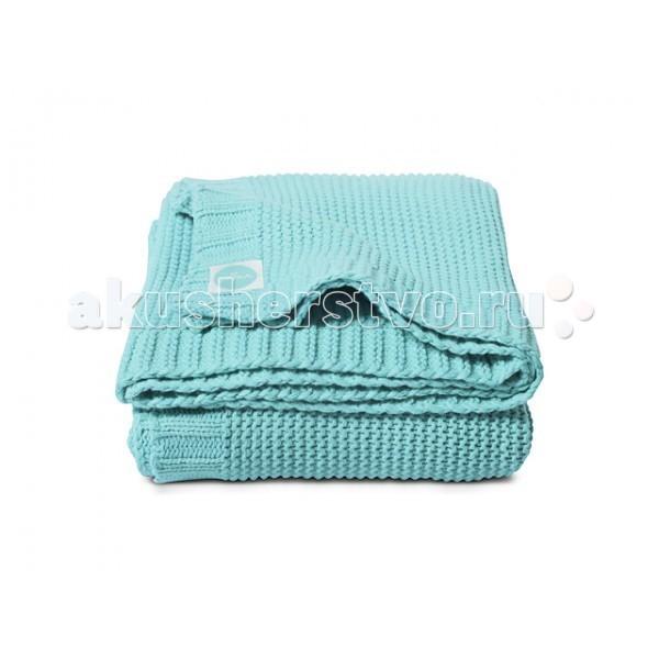Плед Jollein Вязаный Chunky Knit 75х100 см