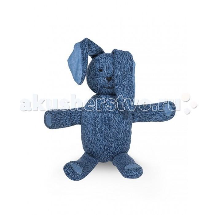 Мягкая игрушка Jollein Вязаный Зайчик 43 см