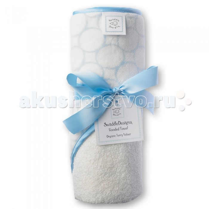 SwaddleDesigns Полотенце с капюшоном Hooded Towel-OrganicПолотенце с капюшоном Hooded Towel-OrganicПолотенца с капюшоном Hooded Towel-Organic мягкое, махровое полотенце с капюшоном Hooded Towel от SwaddleDesigns замечательно впитывает влагу и быстро сохнет. Сохраняйте для малыша тепло и уют после ванны или бассейна.  Благодаря капюшону впитывает влагу с тела и волос ребенка.Махровые полотенца с капюшоном SwaddleDesigns - модные, практичные и забавные предметы первой необходимости на каждый день. Очень мягкие, замечательно впитывают влагу, что позволяет поддерживать кожу малыша сухой и теплой.  Хлопок выращен без применения химических удобрений и пестицидов. Хлопок не подвергался отбеливанию и окрашиванию искусственными красителями в процессе изготовления ткани  Характеристики: Размер: 75 x 75 см Рекомендации по уходу: Машинная стирка при 30°С, деликатный отжим Материал: 100% сертифицированный турецкий органический хлопок Терри велюр, с атласной отделкой.<br>