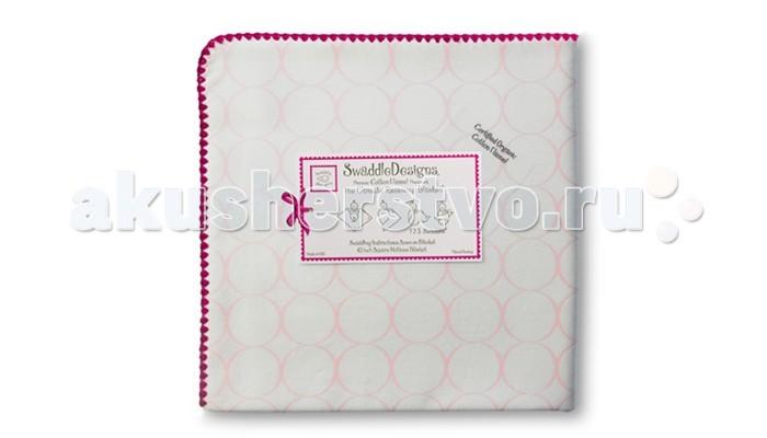 ������� SwaddleDesigns Organic Receiving Blanket