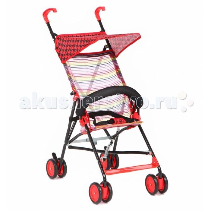 Коляска-трость Kaili B-03B-03Коляска трость Kaili B-03 предназначена для одного ребенка с 6 месяцев. Летняя коляска укомплектована трехточечным ремнем безопасности и съемным бампером, которые надежно удержат ребенка во время прогулки.   Козырек защитит малыша от солнца. Ручка с противоскользящим покрытием удобна для управления коляской одной рукой.   Коляска-трость Kaili B-03 имеет по два колеса сзади и спереди. Передние колеса поворотные с возможностью фиксации, задние оснащены ножным тормозом. Выполнены из прочного пластика.   Коляска легко складывается по типу трость, занимает мало места и удобна при поездках.  Коляска-трость Kaili B-03 комплектуется съемным поручнем, солнцезащитным козырьком, подножкой.   Основные характеристики: съемный бампер плоский капор трехточечный ремень безопасности алюминиевая рама складывается одной рукой передние колеса сдвоенные поворотные  Вес: 3.45 кг. Максимально допустимая нагрузка: 15 кг. Размер коляски в разложенном виде: 50 x 92 x 80 см. Размер сиденья: 24 x 18 см.<br>