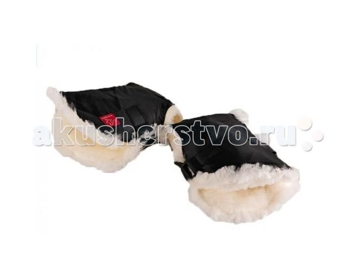 Kaiser Меховая муфта для рук SheepМеховая муфта для рук SheepУниверсальная меховая муфта Kaiser Sheep защитит руки родителей от морозов и непогоды. Подходит на любую коляску. Верх водоотталкивающее покрытие. Застежки на липучке. Внутренняя часть натуральный мех ягненка.   Процесс дубления овчины происходит без использования красителей и солей тяжёлых металлов, поэтому мех не вызывает аллергии. Подходят для российских зим, защищая от морозов и метелей. Овчина оказывает успокаивающее и расслабляющее воздействие. Поглощает пот и влагу от тела. Поддерживает оптимальную температуру и влажность. При этом происходит хорошая вентиляция воздуха: ткань дышит. Размер: 23Х15 см.<br>