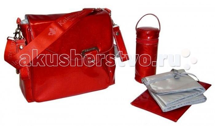 Kalencom C���� New Flap Bag Irredescent Pattent