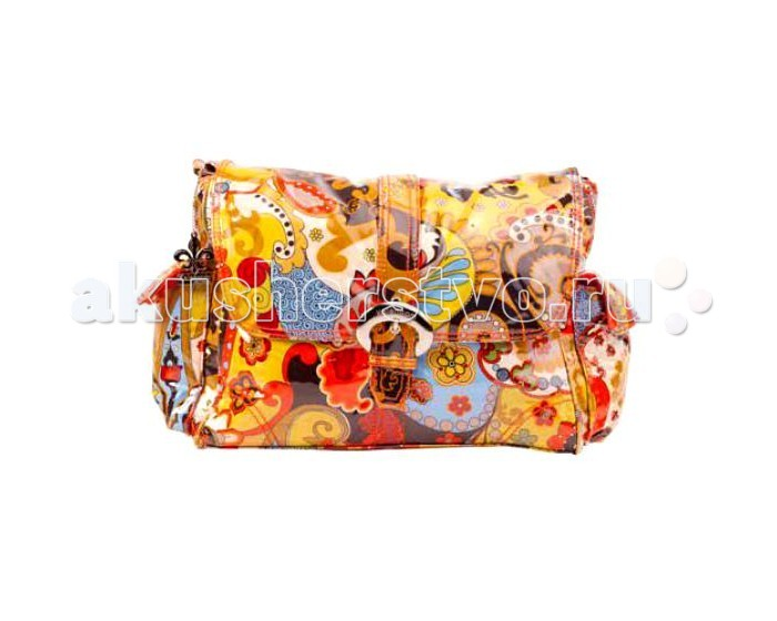 Kalencom C���� ��� ���� Laminated Buckle Bag