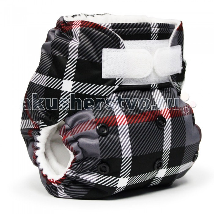 Kanga Care Многоразовый подгузник Rumparooz Onesize на липучках 0-16 кг