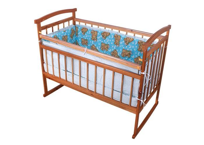 Бампер для кроватки Карапуз 125-КИ