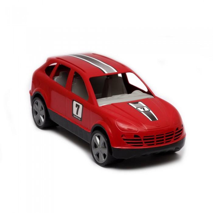 Каролина-М Автомобиль КроссоверАвтомобиль КроссоверЗамечательный Автомобиль Кроссовер уже готов бороздить просторы песочниц, парков и сада!   Прекрасная машинка, изготовленная в виде уникального внедорожника, обязательно понравится вашему малышу.   Благодаря отсутствию стекол ваше чадо сможет посадить за руль машины какую-нибудь фигурку, а на заднее сидение - дружелюбных пассажиров. Кроме того, он может и заполнить багажник разнообразными вещицами.   Машина изготовлена из высококачественной, нетоксичной, эталонной пластмассы, поэтому совершенно безопасна для вашего малыша.  Игрушка защищена двумя патентами РФ и не имеет аналогов в мире. Изготовлена из экологически чистого пластика.<br>