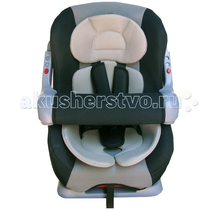 Автокресло Kenga LB301LB301Универсальное автокресло LB301 представляет собой очень практичный вариант «два в одном»: с одной стороны, его можно использовать как полноценную автолюльку, а с другой, как комфортное, а самое главное безопасное кресло для детей постарше. Данная модель привлекает внимание своей эргономичной формой, удобным ортопедическим подголовником и высокими бортиками.   Автокресло Kenga LB 301 также удобно в использовании родителям, теперь перевести кресло из положения сидя в положение лежа - можно одним движением руки, это не потревожит сон ребенка. Также производители учли индивидуальные запросы каждого малыша и добавили в модель промежуточные уровни фиксации для адаптации сидения.   Особенности: Сиденье оборудовано глубокой, мягкой боковой защитой, устойчивой к возможным боковым воздействиям. Ремни безопасности оснащены экстра защитой в местах расположения застежек. Каркас анатомической формы Покрытие кресла легко снимается для мойки в стиральной машине. Пятиточечные ремни безопасности. Кресло легко устанавливается и крепится с использованием горизонтальных и диагональных ремней безопасности автомобиля. Три позиций для регулировки.<br>