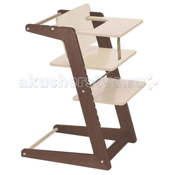 Стульчик для кормления Kettler Herlag UnoHerlag UnoНовый высокий стул для кормления ребёнка Uno позволяет свободно и безопасно двигаться сидя за столом.   Этот инновационный деревянный стул удовлетворяет последним стандартам в области эргономики, оставляя при этом детям много места для движения.   Высота и глубина сиденья немецкого стульчика Herlag-Kettler, а так же подставка для ног очень легко регулируются по росту ребенка, а поднос и ремень являются съемными.   Детский стул Uno предлагает детям свободу движения в свежем и современном дизайне.  Элегантная рама стула сделана из массива бука, все материалы высокого качества и просты в эксплуатации.<br>