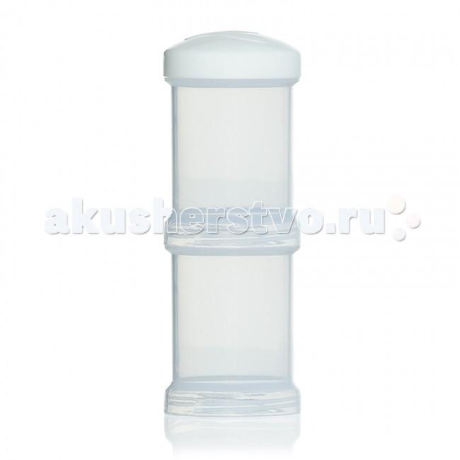 Twistshake Контейнер для сухой смеси 2 шт. 100 млКонтейнер для сухой смеси 2 шт. 100 млTwistshake Контейнер для сухой смеси контейнер выполнен в ярких сочных цветах. Поэтому это не только необходимый аксессуар для кормления ребенка, но и модный атрибут образа мамы. А как понравятся подрастающему и сделавшему первые шаги ребенку эти лиловые, зеленые, голубые и оранжевые оттенки!  Особенности: Модные и яркие цвета придутся по вкусу и детям, и родителям; Контейнеры можно ставить друг на друга, чтобы сэкономить пространство; Крышечки, которые входят в комплект не позволят содержимому рассыпаться; Не содержит Бисфенол А.  Перед первым использованием контейнеры следует промыть при помощи жидкого средства для мытья детской посуды и простерилизовать в кипящей воде в течение 3 минут. Также можно использовать паровой метод стерилизации - при помощи стерилизатора, в этом случае время стерилизации зависит от мощности прибора: от 4 до 7 минут.<br>