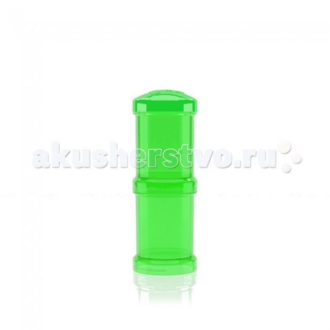 Twistshake Контейнер для сухой смеси 2 шт. 100 мл