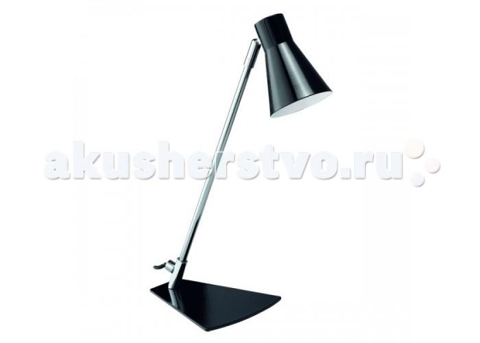 Светильник Kettler настольный хром/металл