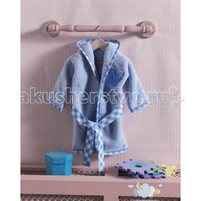 ����� Kidboo Lovely Birds Blue �����