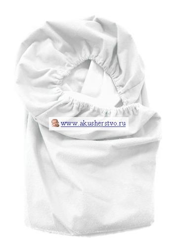 Kidboo Наматрасник мембранный махра 120х60+16 см