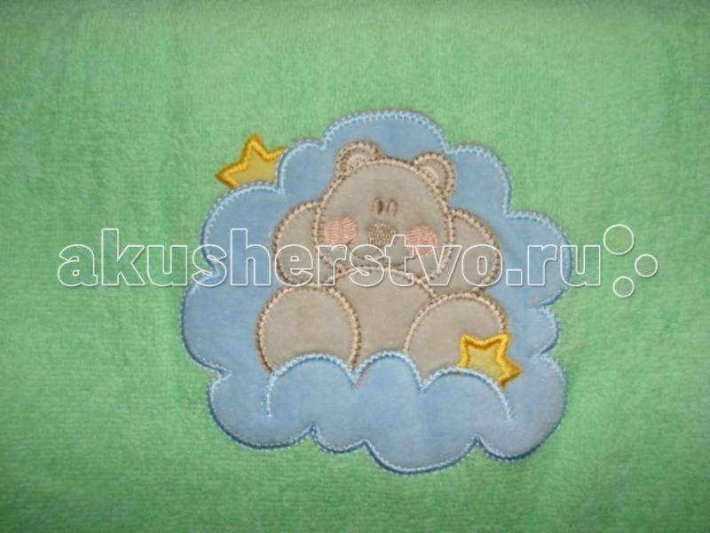 Kidboo Полотенце 140х70 смПолотенце 140х70 смЧудесное полотенце от знаменитой марки Kidboo.   Изделие выполнено из мягкого приятного материала и украшено декоративной отделкой и вышивкой.   Обязательно пригодится Вам в уходе за малышом.  Размер: 140х70 см.  Материал: 100% хлопок.<br>
