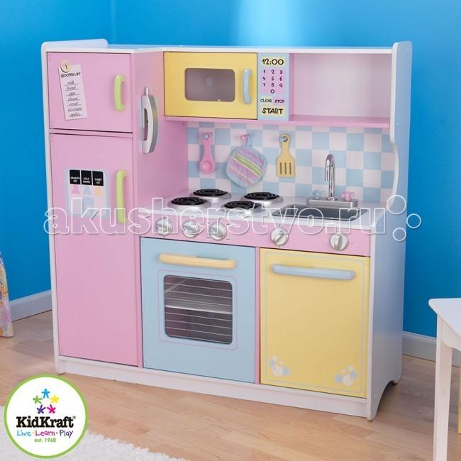 Как сделать у себя детскую кухню 229