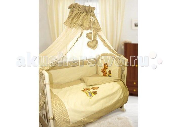 Комплект для кроватки Kids Comfort Панно Mini (7 предметов)