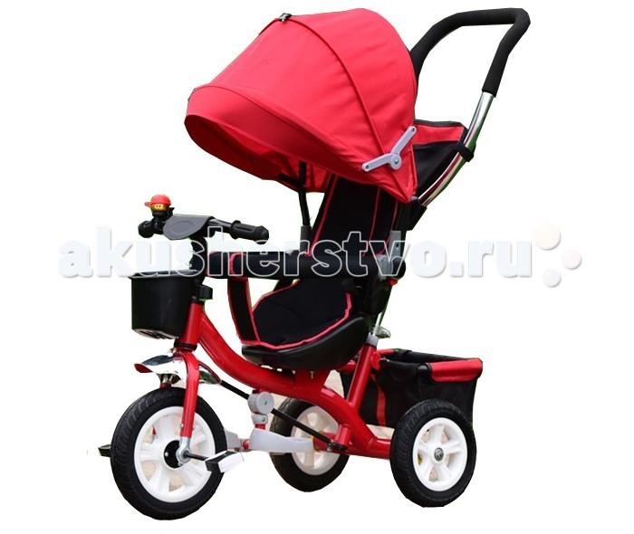 Велосипед трехколесный KidsCool HP-TC-006 надувные колеса HP-TC-006 надувные колеса HP-TC-006