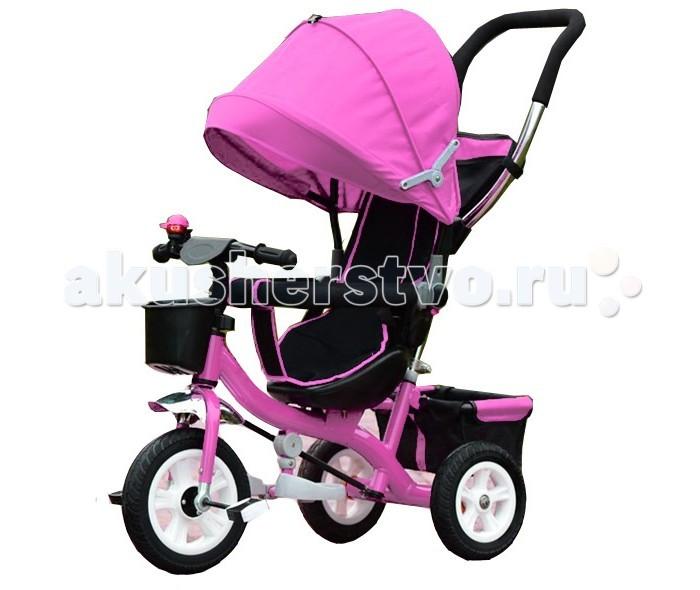 Велосипед трехколесный KidsCool HP-TC-006 надувные колеса