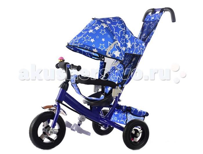 Велосипед трехколесный KidsCool HP-TC-701 колеса EVA