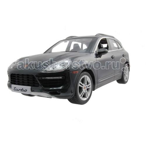 KidzTech Радиоуправляемый автомобиль 1:12 Porsche Cayenne SРадиоуправляемый автомобиль 1:12 Porsche Cayenne SKidzTech Радиоуправляемый автомобиль 1:12 Porsche Cayenne S - это отличная модель с большой степенью детализации, и с фарами, которые светятся при езде. Такая машина обладает достаточной мощностью, что позволяет играть с автомобилем в довольно большом радиусе действия. Модель выполняется в двух цветах: черном и белом. Все детали изготовлены из высококачественных материалов, не токсичны и абсолютно безопасны для здоровья Вашего ребенка.  Масштаб: 1:12  Длина модели: 40 см  Требуется: 6 батареек типа АА (автомобиль), 1 батарейка типа 9V (пульт). В комплект не входят.  Частота: 27, 40 и 49 МГц  Для детей от 6 лет.<br>