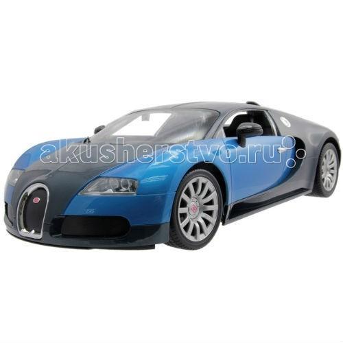 KidzTech Радиоуправляемый автомобиль 1:16 Bugatti 16.4 Grand Sport