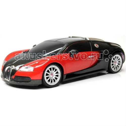 KidzTech Радиоуправляемый автомобиль 1:26 Bugatti 16.4 Grand Sport