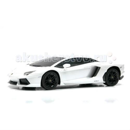 KidzTech Радиоуправляемый автомобиль 1:26 Lamborghini Aventador LP 700-4Радиоуправляемый автомобиль 1:26 Lamborghini Aventador LP 700-4KidzTech Радиоуправляемый автомобиль 1:26 Lamborghini Aventador LP 700-4 - станет отличным подарком для Вашего ребенка. Кто бы не хотел поиграть с такой шикарной машинкой? Все хотят. А работа подсветки фар при езде сделает игру с машинкой еще интересней. Все детали выполнены с высокой точностью из прочных, безопасных и высококачественных материалов.  Масштаб: 1:26  Длина модели: 18 см  Требуется: 1 батарейка типа 3.6V (автомобиль), 1 батарейка типа 9V (пульт).  Частота: 27, 40 и 49 МГц  Для детей от 6 лет.<br>