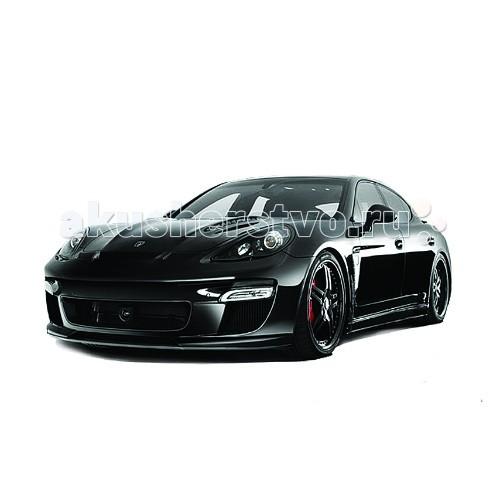 KidzTech Радиоуправляемый автомобиль 1:26 Porsche PanameraРадиоуправляемый автомобиль 1:26 Porsche PanameraKidzTech Радиоуправляемый автомобиль 1:26 Porsche Panamera - сделает Вашего ребенка самым счастливым. Кому, как не мальчикам, нравятся радиоуправляемые автомобили. Модель автомобиля выполняется в двух цветах: черном и серебристо-белом. Детали выполнены из качественных, не токсичных материалов, которые безопасны для здоровья.  Масштаб: 1:26  Длина модели: 18 см  Требуется: 3 батарейки типа АА (автомобиль), 1 батарейка типа 9V (пульт).  Частота: 27, 40 и 49 МГц  Для детей от 6 лет.<br>