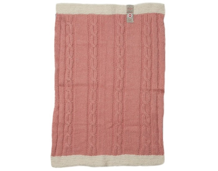 Одеяло Lodger вязаное Baby Dreamer Acryl