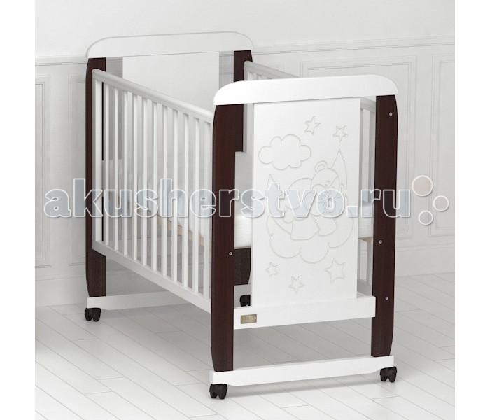 Детская кроватка Kitelli (Kito) Orsetto (качалка)