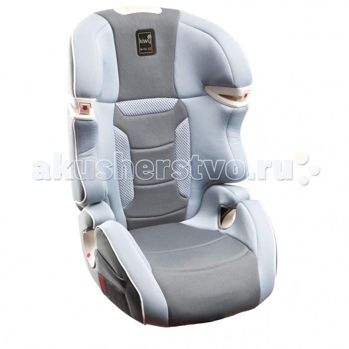 Автокресло Kiwy SLF 23 Q-FIXSLF 23 Q-FIXАвтокресло Kiwy SLF23 Isofix предназначено для детей с 3 до 11 лет. Широкая и регулируемая по высоте спинка сиденья позволяет адаптироваться к росту ребенка, который надежно зафиксирован с помощью штатных ремней безопасности автомобиля. Система Q-Fix упрощает его установку, обеспечивая большую стабильность и безопасность ребенка. Это сидение оснащено функциональной подкладкой с наполнителями различной толщины, а также сетчатыми вставками для вентиляции.  Особенности: Можно устанавливать в автомобиле, как с помощью системы Q-FIX (ISOFIX connectors), так и с помощью только штатного 3-х точечного ремня безопасности. В автокресле ребенок фиксируется штатным ремнем автомобиля Эргономичная спинка регулируется по высоте. Для удобства родителей и детей предусмотрено 8 положений Широкая подушка сидения и удобная спинка будут комфортны детям в зимних комбинезонах и подойдут тем, кто постарше Воздушные каналы спинки сидения помогут ребенку чувствовать себя комфортно в любую погоду: летом малышу не будет жарко, а зимой не будет холодно Q-FIX оснащено системой боковой защиты SIP (Side Impact Protection) для дополнительной безопасности ребенка при боковых столкновениях Гипоаллергенная обивка сшита из мягких, прочных и износостойких тканей. Она не впитывает запахи, легко снимается и стирается при комнатной температуре Автокресло успешно прошло ряд краш-тестов и сертифицировано по европейскому стандарту безопасности ECE 44/04 Направляющая штатного ремня с автоматическим замком поможет правильно закрепить ремень В удобный боковой кармашек можно положить салфетки, плеер или сотовый телефон Широкий подголовник позволит ребенку свободно смотреть по сторонам, не закрывая боковой обзор  Характеристики: Ширина подушки сидения: 30 см Ширина спинки сидения: 40 см Длина подушки сидения: 35 см Высота спинки: 60 - 78 см Ширина автокресла: 44 см Вес: 7.5 кг<br>