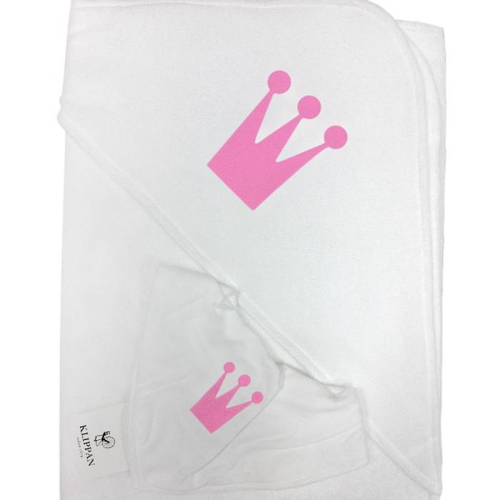 Klippan Комплект Королевский полотенце и нагрудник