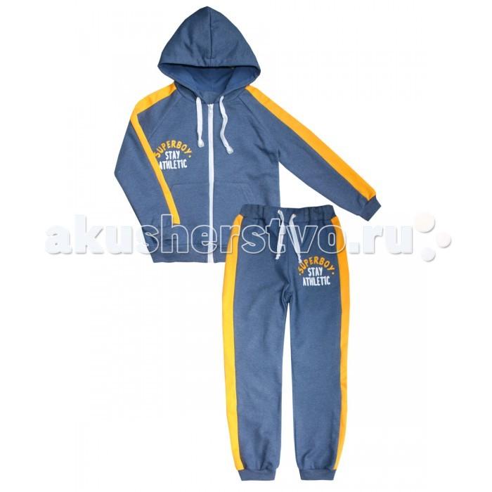 КотМарКот Спортивный костюм: кофта и брюки 20916/20914